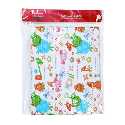 Baby Dreams Baby Mat – Large, Multi Color