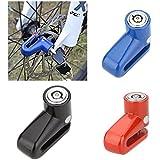 SPHTOEO Anti-Theft Safety Security Motorcycle Bicycle Lock Steel Mountain Road MTB Bike Cycling Rotor Disc Brake Wheel Lock