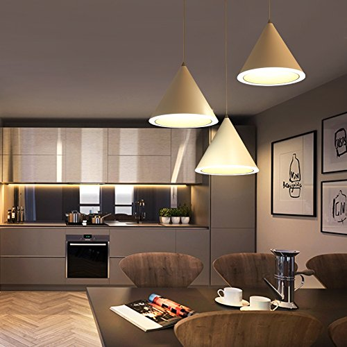 BRILIFE Luci Pendenti Per Cucina moderno pendente Led Lighting ...
