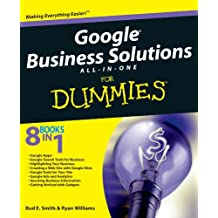 Google Business Solutions All-in-One For Dummies