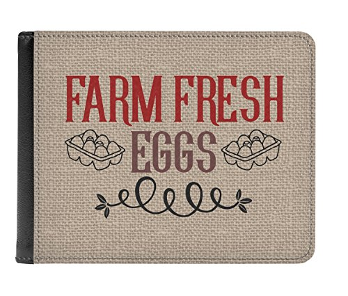 Farm Wallet Quotes Personalized Men's Genuine Bi Genuine Leather Farm Quotes Leather fold twUvqSn