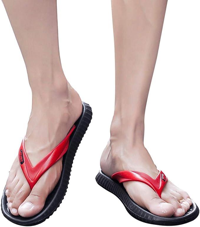 Infradito Da Uomo Estate Moda Sandali Eleganti Antiscivolo