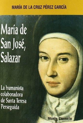 MARIA DE SAN JOSE SALAZAR