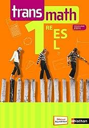 Maths 1e ES L : Grand format