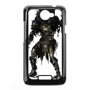 Dark Souls HTC One X Cell Phone Case Black TPU Phone Case SV_106672
