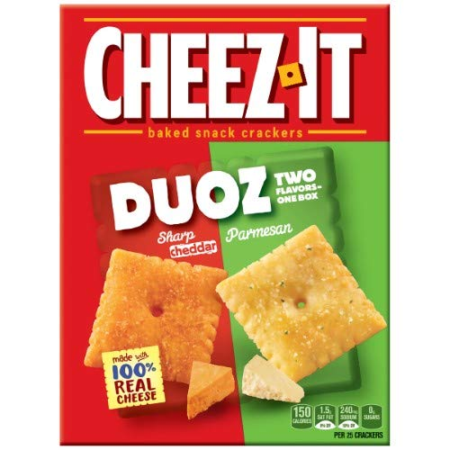 Duoz Baked Snack Crackers (Pack of 36)