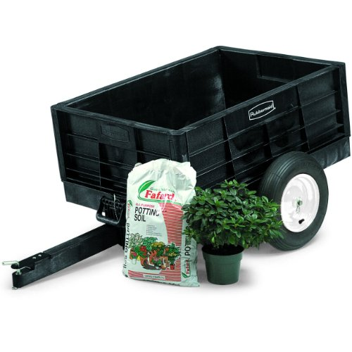 Rubbermaid-Structural-Foam-Tractor-Cart