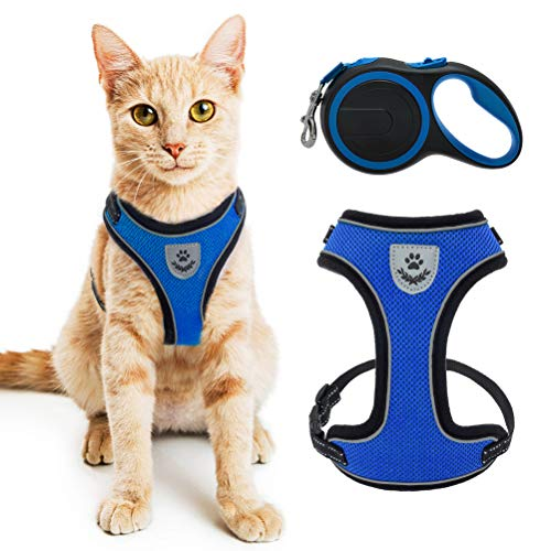 PUPTECK Cat Harness and