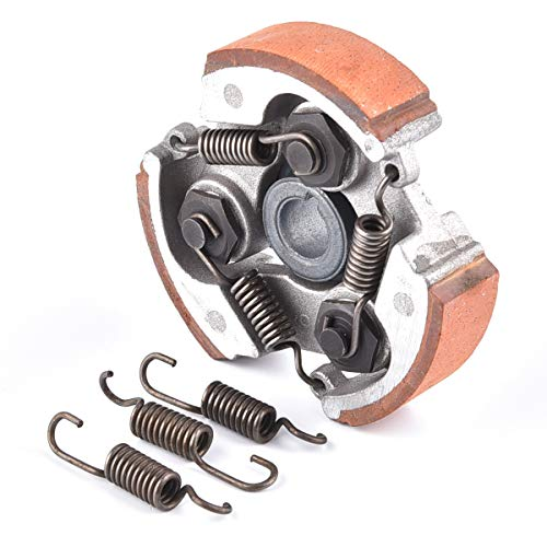Clutch Pad With Free Springs For 47cc 49cc Pocket Dirt Bike Mini Crosser ATV 2 stroke Scooter