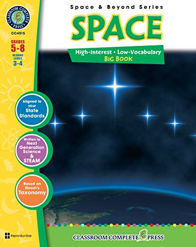 Download Space – Big Book Gr. 5-8 Pdf