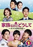 [DVD]家族なのにどうして~ボクらの恋日記~ DVD SET1