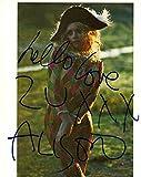 Alison Goldfrapp Autographed Signed 8x10 Photo UACC RD AFTAL
