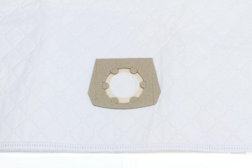 PNTS1300 PNTS1400 PNTS35 adatti per Parkside PNTS 30 daniclean PNTS1500 e altri modelli 10 sacchetti per aspirapolvere in tessuto non tessuto