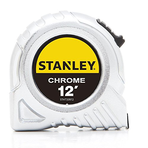 (Stanley STHT33972 Chrome Tape Measure, 12')