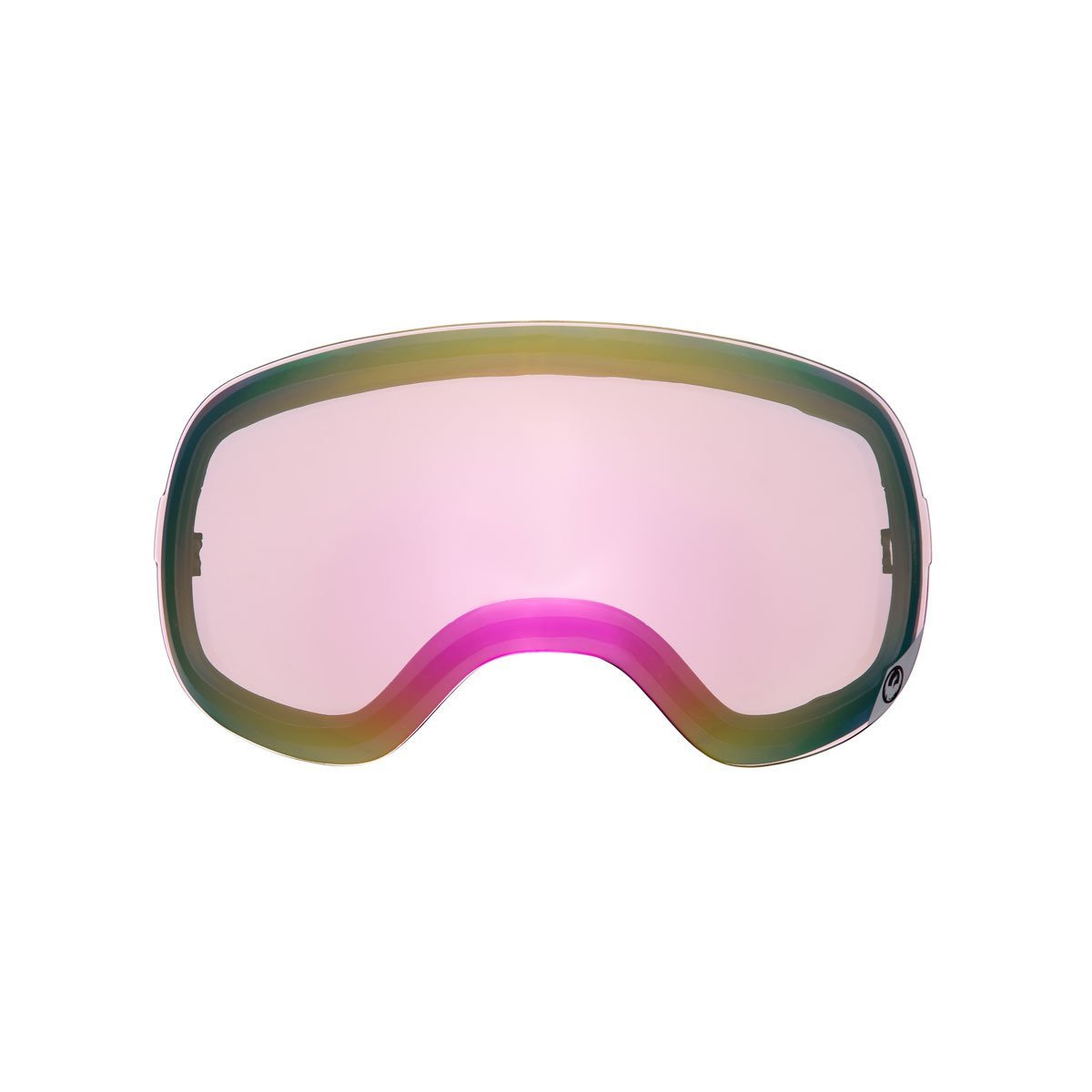 Dragon Alliance Unisex-Adult X2 Dual Replacement Lens (Pink Ion, One Size) by Dragon Alliance