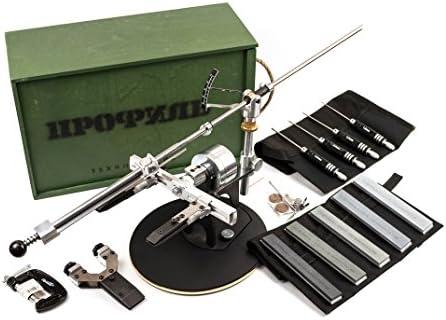 TSPROF Professional Knife Sharpener System