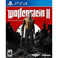 Wolfenstein II: The New Colossus Standard Edition for PS4