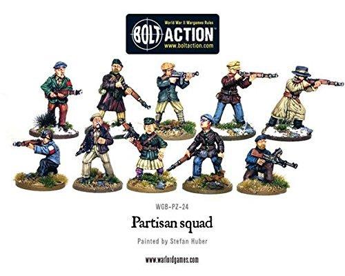 Partisan Band Military - Military Miniature