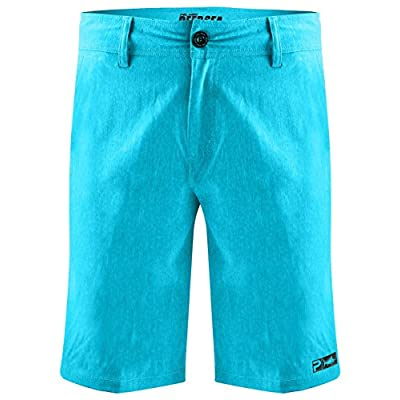 Discount Pelagic Men's Deep Sea Hybrid Shorts For Fishing | Water Activated Fabric free shipping