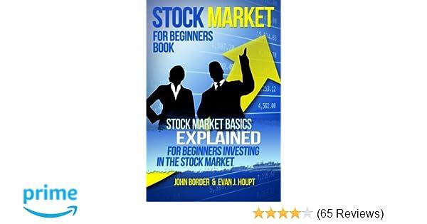 Stock Market for Beginners Book: Stock Market Basics Explained for