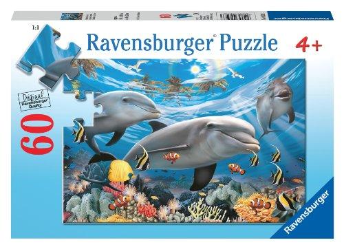 Caribbean 6 Piece - Ravensburger Caribbean Smile 60 Piece Puzzle