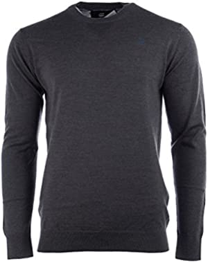 G-Star Core R Knit L/S Pullover Sweater - Mens