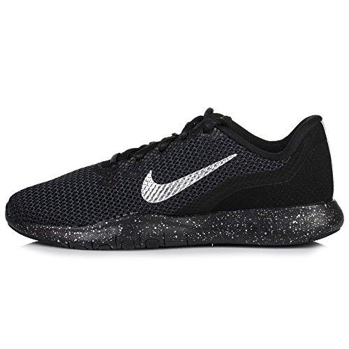 NIKE Women's Flex TR 7 Premium Training Shoe Black/Chrome/Anthracite Size 9.5 M US