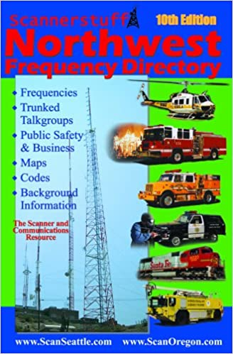 Northwest Frequency Directory 10th Ed : Scannerstuff: 9780976092476