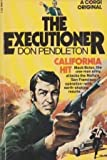 California Hit by Don Pendleton front cover
