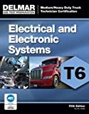 ASE Test Preparation - T6 Electrical and Electronic System (Delmar Learning's Ase Test Prep Series)