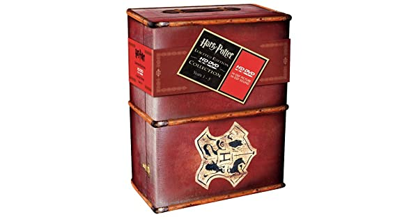 Amazon.com: Harry Potter Years 1-5 Limited Edition Gift Set ...