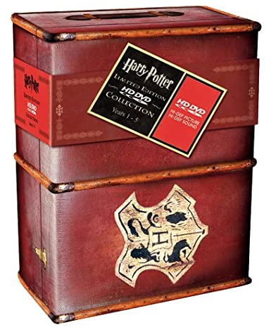 Harry Potter Years Collection (1-5) Gift Set