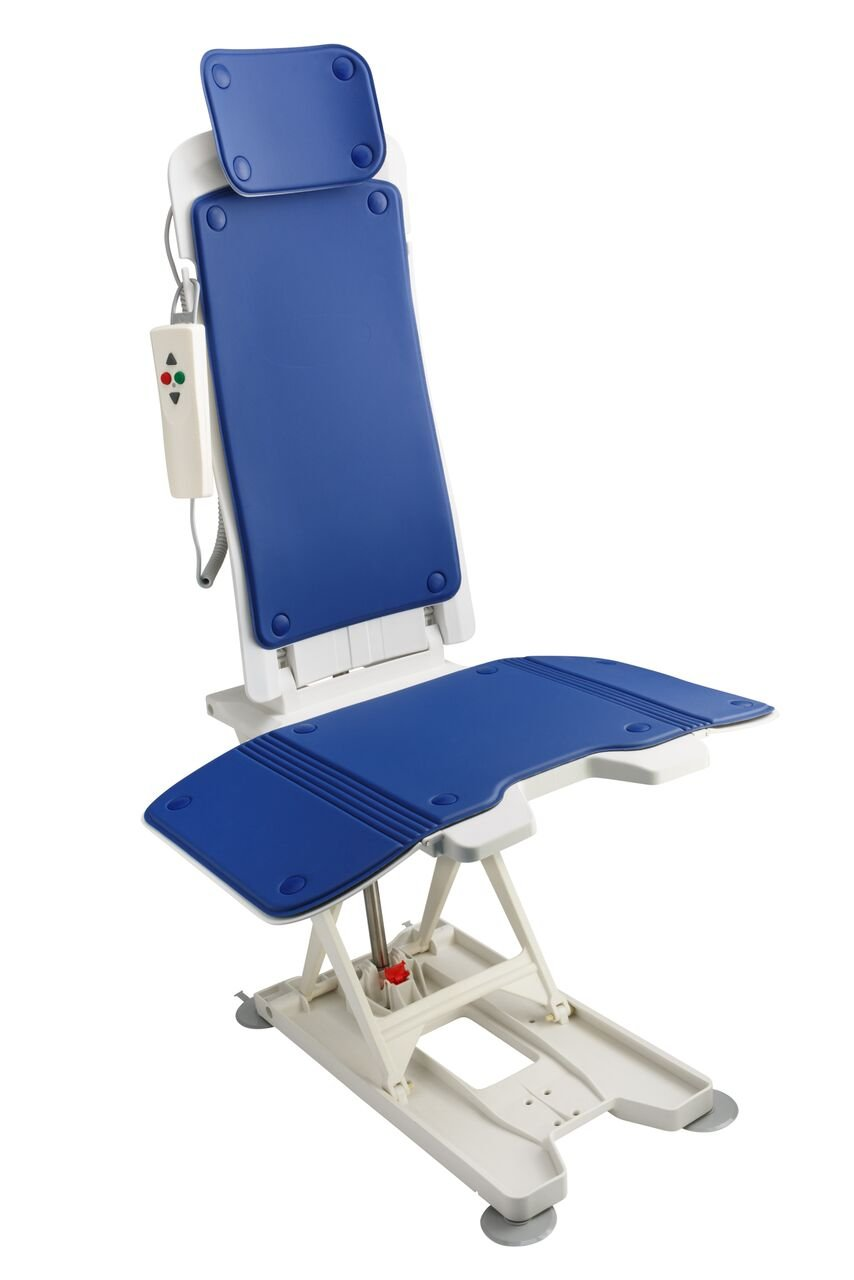 AdirMed Ultra Quiet Automatic (Battery Powered) Bath Lift Chair by AdirMed (Image #1)