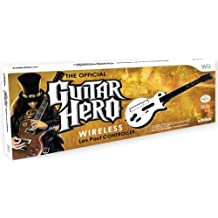 Activision Guitar Guitar Hero Wireless Wii
