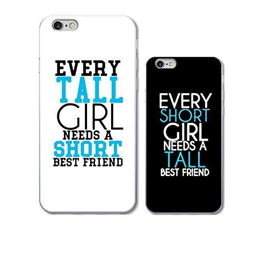 check out 78c7d f5bdb iPhone6Plus/6S Case for Best Friend-TTOTT Every Girls or Boys Need Stylish  Scratch-Resistant and Shockproof Protective Back Case, Left One for iPhone  ...