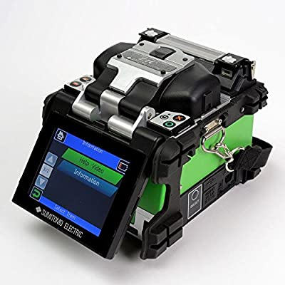 Sumitomo Z1C Direct Core Monitoring Fiber Optic Fusion Splicer SMF MMF DSF NZDSF