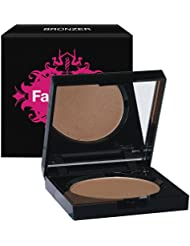 Blush Bronzer by Fake Bake | Cream Based Bronzing Compact Provides Long-Lasting Pigmentation Results | 8 grams