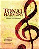 Tonal Harmony: With an Introduction to Twentieth-Century Music, Stefan M. Kostka, Dorothy Payne, Byron Almen, 0078025141