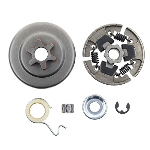 carbhub-sprocket-clutch-38-for-stihl-017-018-021-023-025-ms170-ms180-ms210-ms230-ms250-chainsaw-with-washer-e-clip-kit-replace-1123-640-2003-1123-640-2073