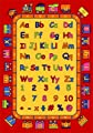 Hr's Abcd Fun Kids Educational Non Slip Area Rug. Please Check All Pictures