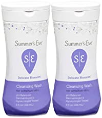 Summer's Eve Feminine Wash lets you begin your day feeling clean, fresh and confident. Designed for daily use, it puts a bright spot in every morning. Cleanses away odor-causing bacteria from the external vaginal area Gentle sensitive skin formula pH...