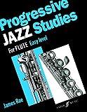 Progressive Jazz Studies for Flute, Bk 1, James Rae, 0571513603