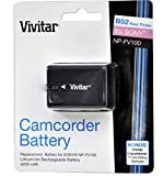 Vivitar Battery for Sony NP-FV100 - VIV-SB-FV100,4900mAh