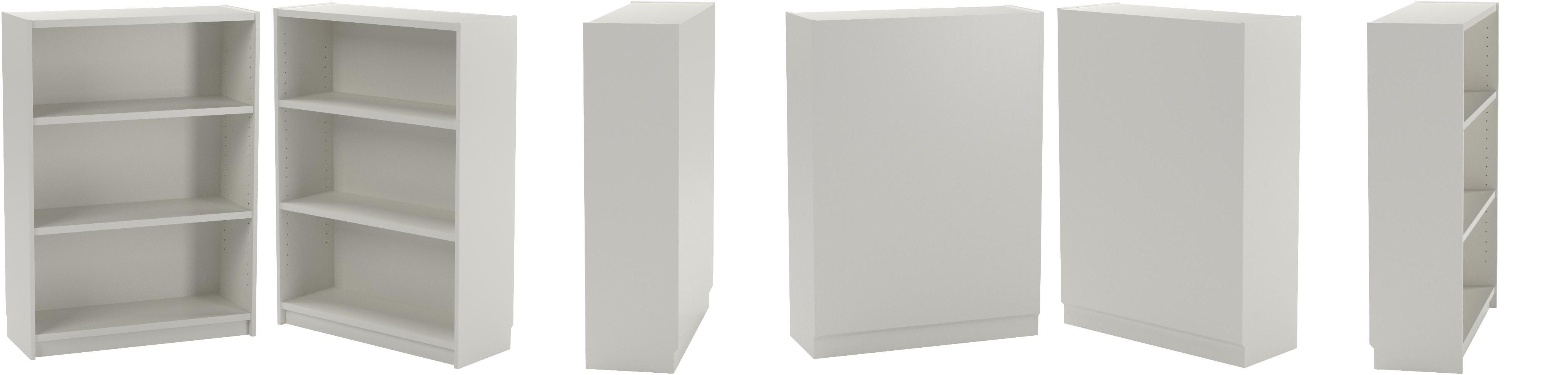 IKEA BILLY  Bücherregal White  Amazon.de Home & Kitchen