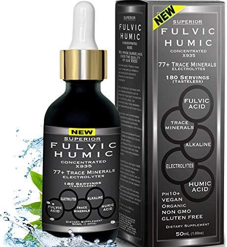 Fulvic Humic Electrolyte Minerals Shilajit product image
