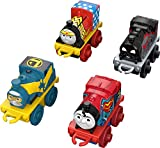 Fisher-Price Thomas & Friends DC Super Friends, 4 Pack (#3)