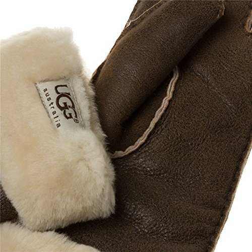 Ugg® Australia Turn Cuff Femme Gants Marron