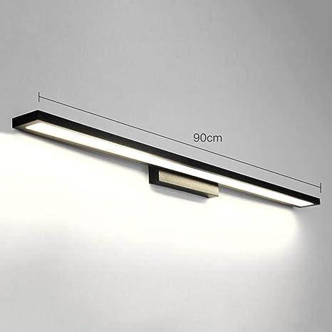 Modern Bathroom Wall Lights Acrylic Wash Room Mirror Wall Lamp Sconces Fixtures