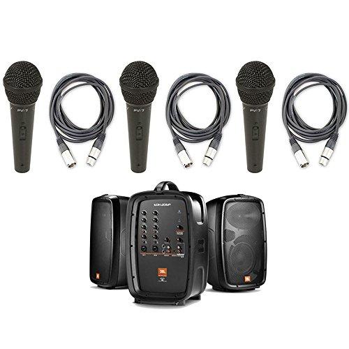 dj speakers package jbl - 5