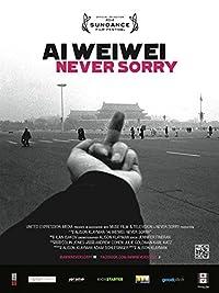 Resultado de imagen para never sorry ai weiwei
